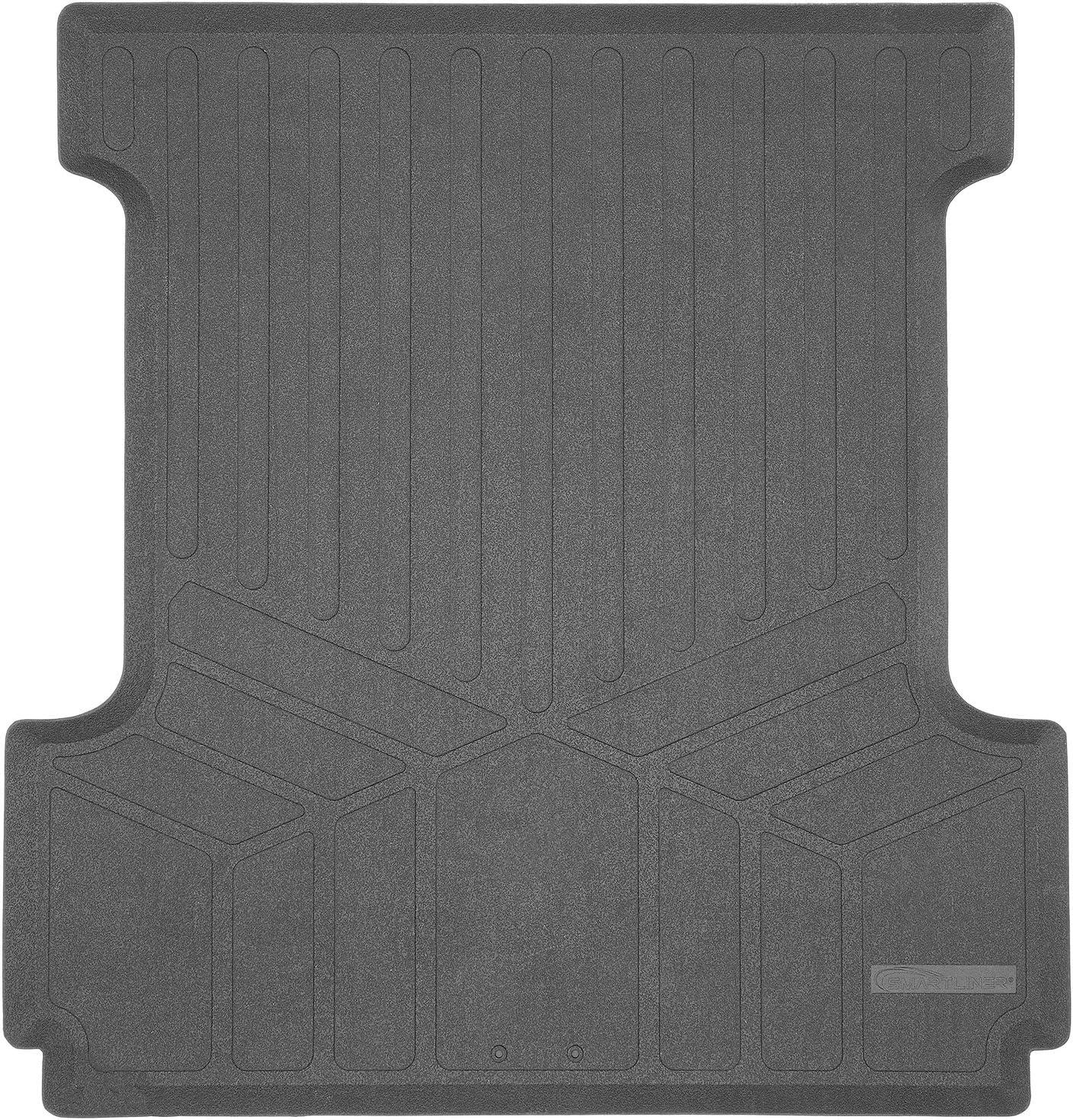 SMARTLINER K0167 Truck Rugged Rubber Bed Liner Mat