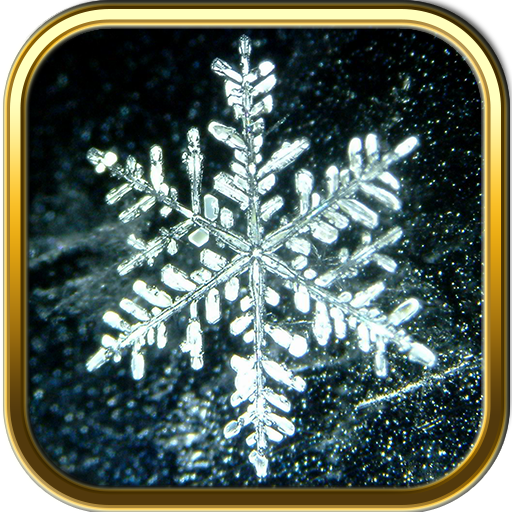 (Snowflake Jigsaw Puzzle Games)