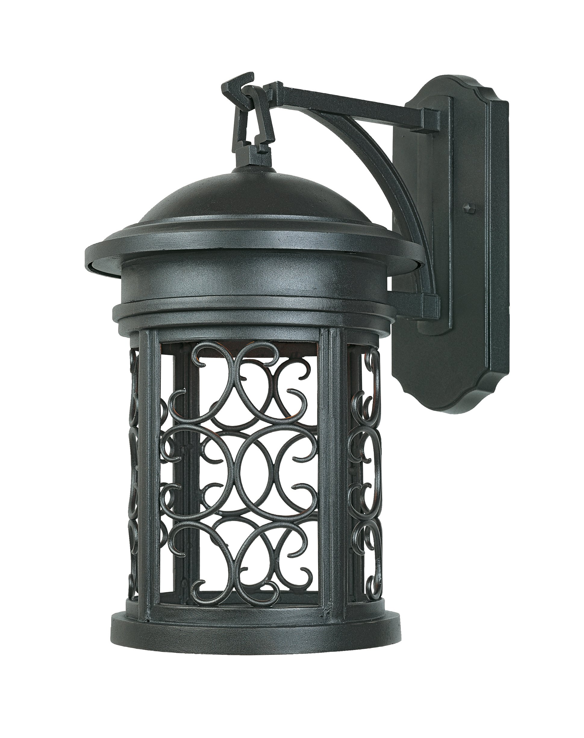 Designers Fountain 31121-ORB Ellington-DS Wall Lanterns, Oil Rubbed Bronze