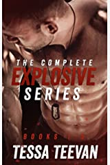 The Complete Explosive Series: Books 1-5 Kindle Edition