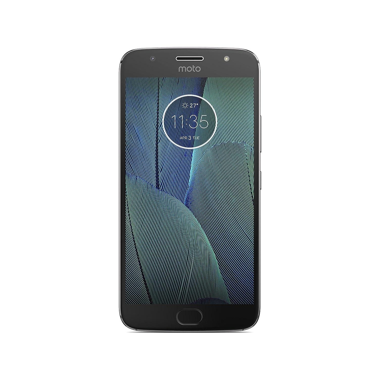 Lenovo Moto G5S Plus XT1805 PA6V0027IT Smartphone, Dual SIM, Memoria Interna da 32 GB, Grigio
