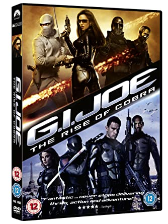 G. I. Joe (the game) will probably be better than g. I. Joe (the.
