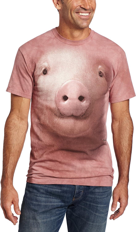 Adulte Porc T-Shirt