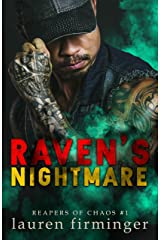 Raven's Nightmare (Reapers of Chaos Book 1) Kindle Edition