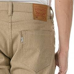 505 Regular Fit Jeans 00505: 1610 Harvest Gold