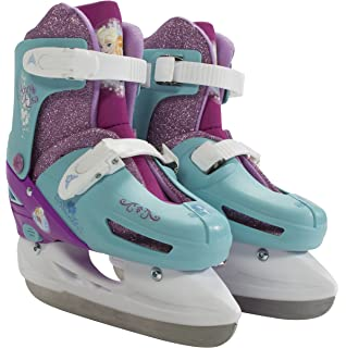PlayWheels Disney Frozen Kids Convertible Ice Skates - Junior Size 6-9