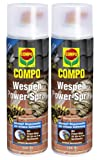 Compo Wespen Power-Spray, Inkl. Power-Düse, Sofort- und Langzeitwirkung