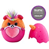 Rainbocorns 9201H2 Hamster Plush Toy, Orange