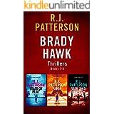 The Brady Hawk Series: Books 7-9 (The Brady Hawk Boxset Series Book 3)