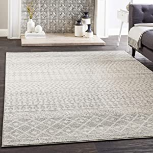 """Artistic Weavers Chester Grey Area Rug, 5'3"""" x 7'6"""""""