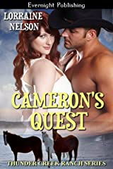Cameron's Quest (Thunder Creek Ranch Book 5)