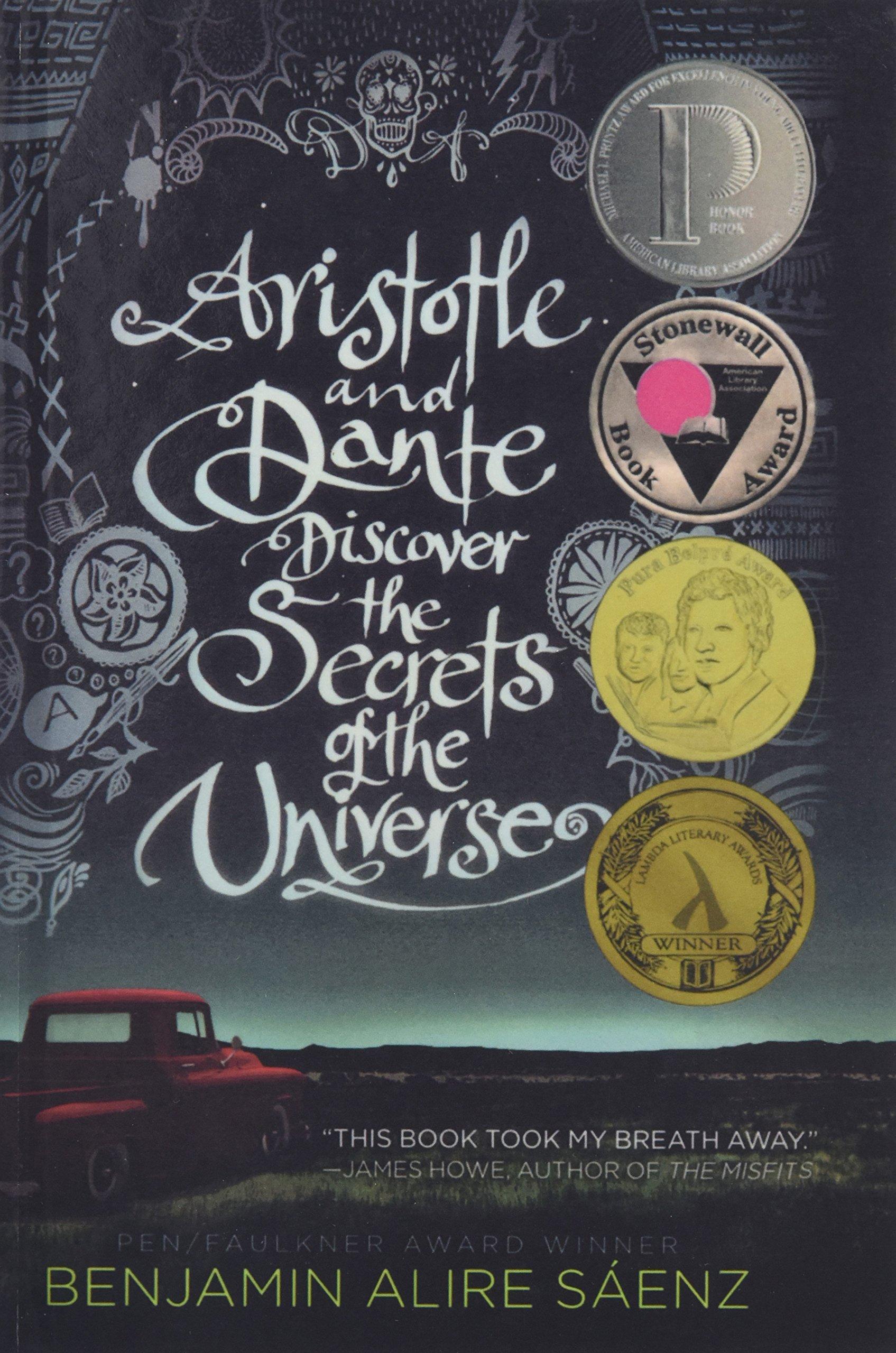 Download Aristotle and Dante Discover the Secretsof the Universe PDF