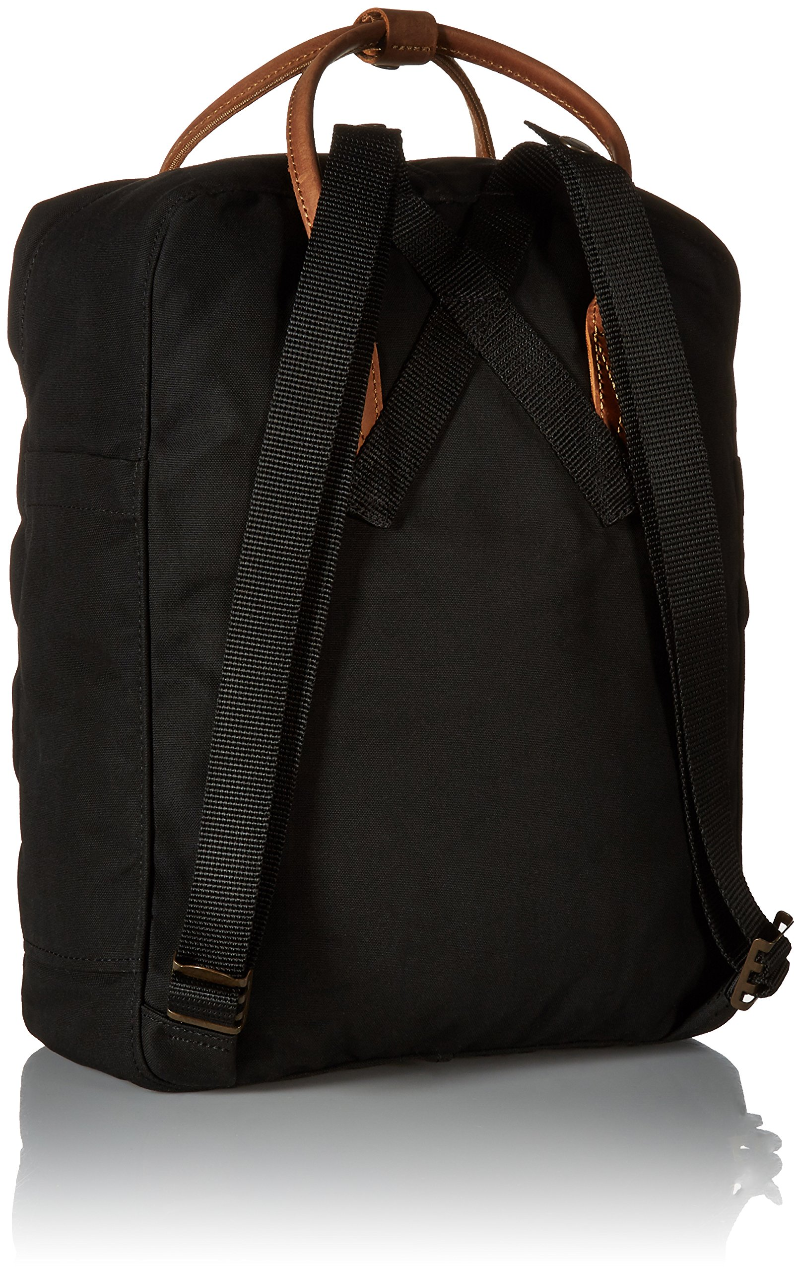 Fjallraven - Kanken No. 2, Heritage and Responsibility Since 1960, Black by Fjällräven (Image #2)