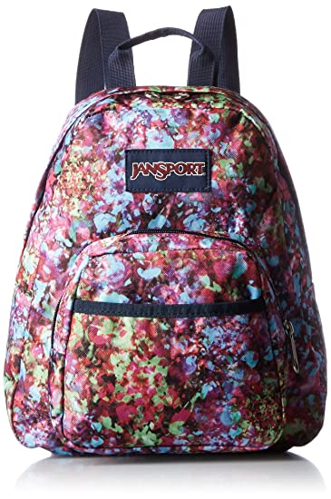 JanSport Half Pint Backpack- Discontinued Colors (Multi Flower Explosion)   Amazon.co.uk  Clothing 9d4dcfeb5eb8c