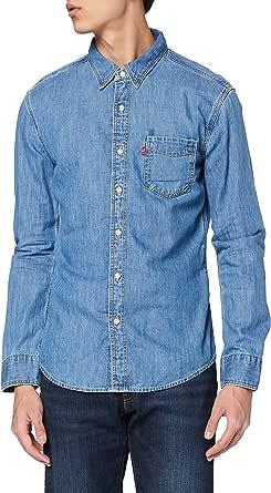 Levi's Sunset 1 Pkt Slim Camisa para Hombre