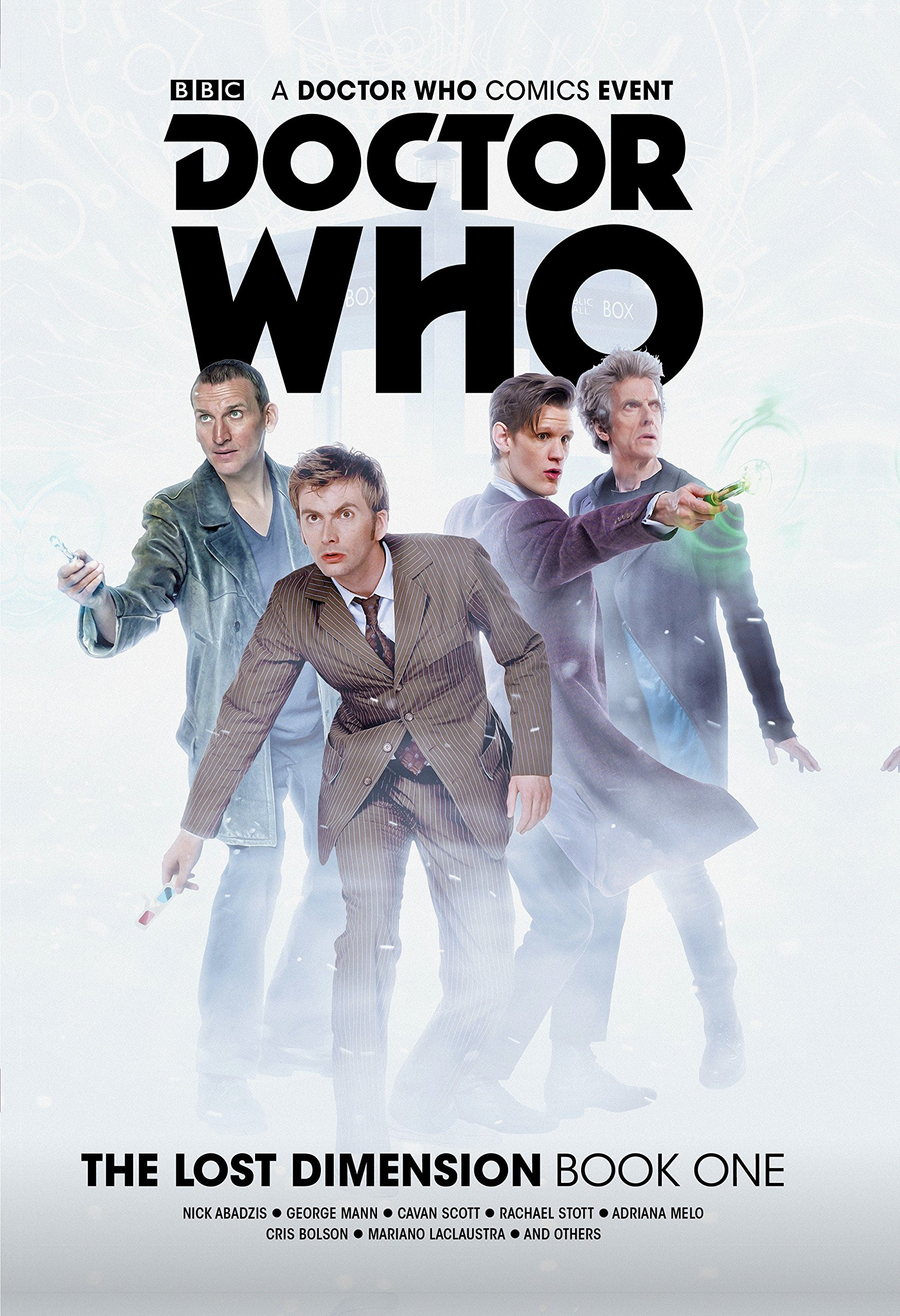 Doctor Who: The Lost Dimension Book One | Amazon.com.br
