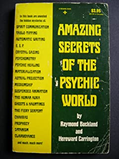 Amazing Secrets of the Psychic World