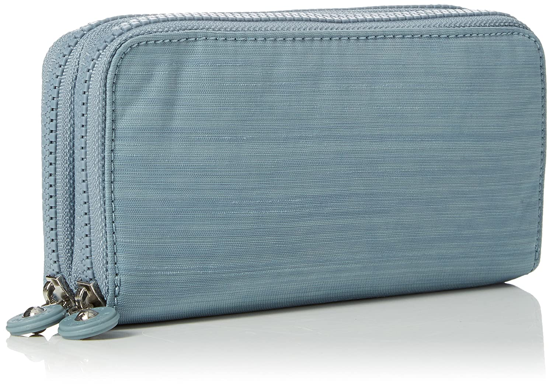 Amazon.com: Kipling Uzario, Womens Purse, Blue (Dazz Soft Aloe), 15x24x45 cm (W x H x L): Shoes