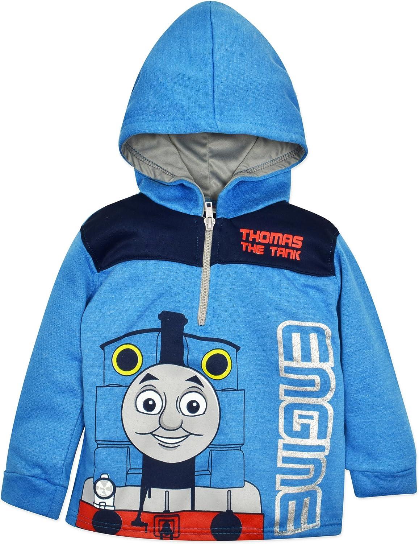 Thomas & Friends Tank Engine Fleece Half-Zip Hoodie
