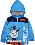Thomas the Train Toddler / Little Boys' Half Zip Pullover Hoodie Blue