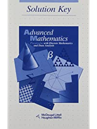 Amazon discrete mathematics books advanced math precalculus with discrete mathematics and data analysis solution key fandeluxe Images