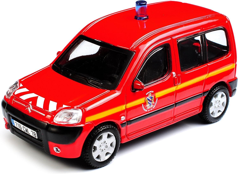 Citroen Berlingo Feuerwehr Rescue 1 50 Bburago Burago Modell Auto Modell Auto Spielzeug