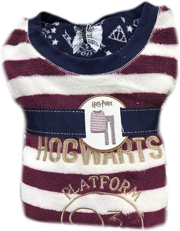 Licenced Harry Potter - Pijama - para Mujer Hogwarts Harry Potter ...