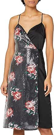 Marca Amazon - TRUTH & FABLE Vestido de Fiesta Mujer