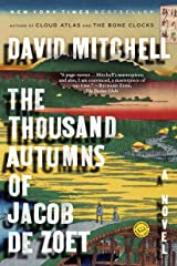 The Thousand Autumns of Jacob de Zoet: A Novel Paperback