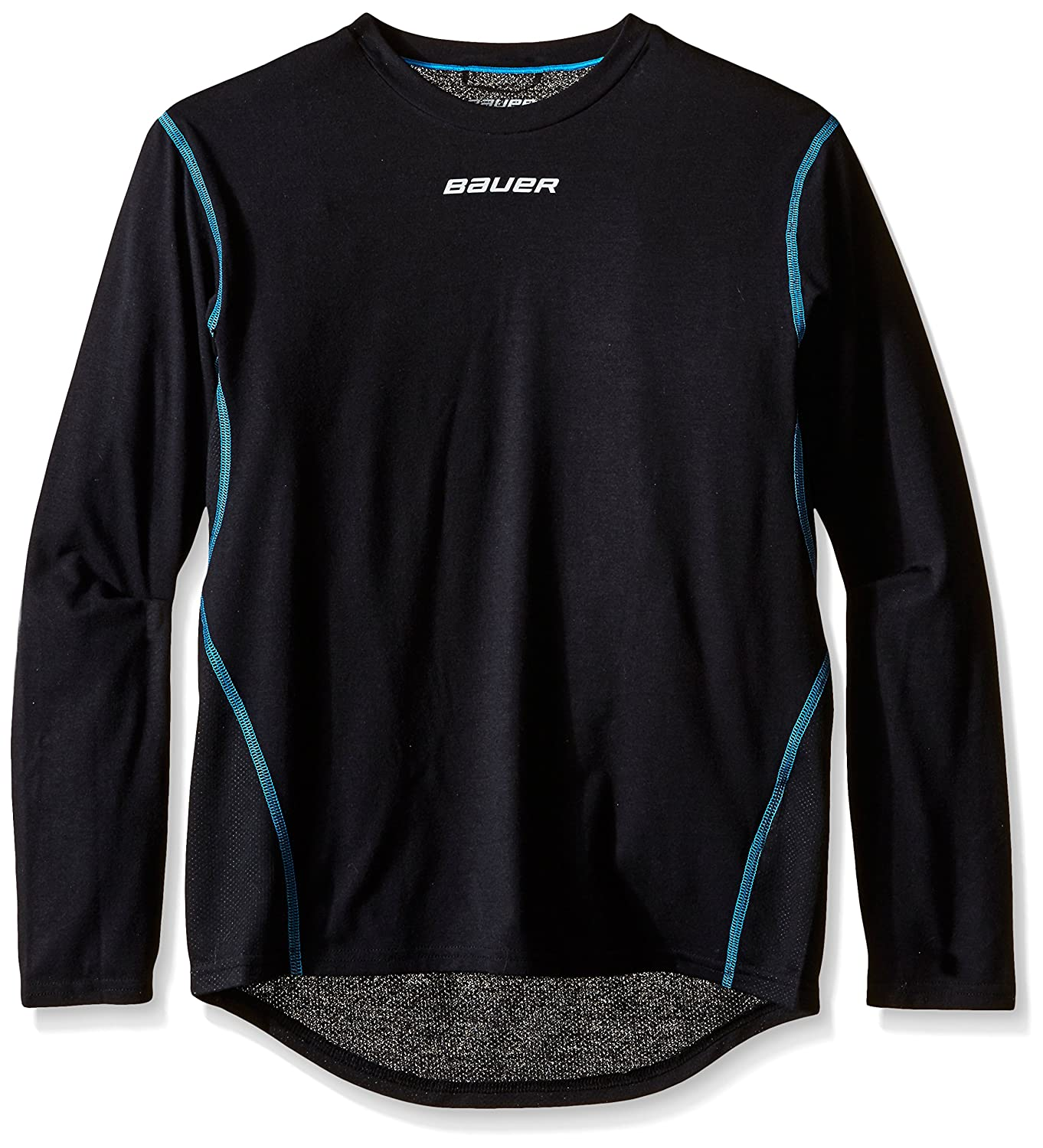 Bauer Boys Youth NG Core Long Sleeve Crew Base Layer Top BAY2F 1042835-P