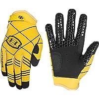 Seibertron B-A-R Pro 2.0 Signature Baseball/Softball Batting Gloves Guantes de bateo de béisbol Super Grip Finger Fit…