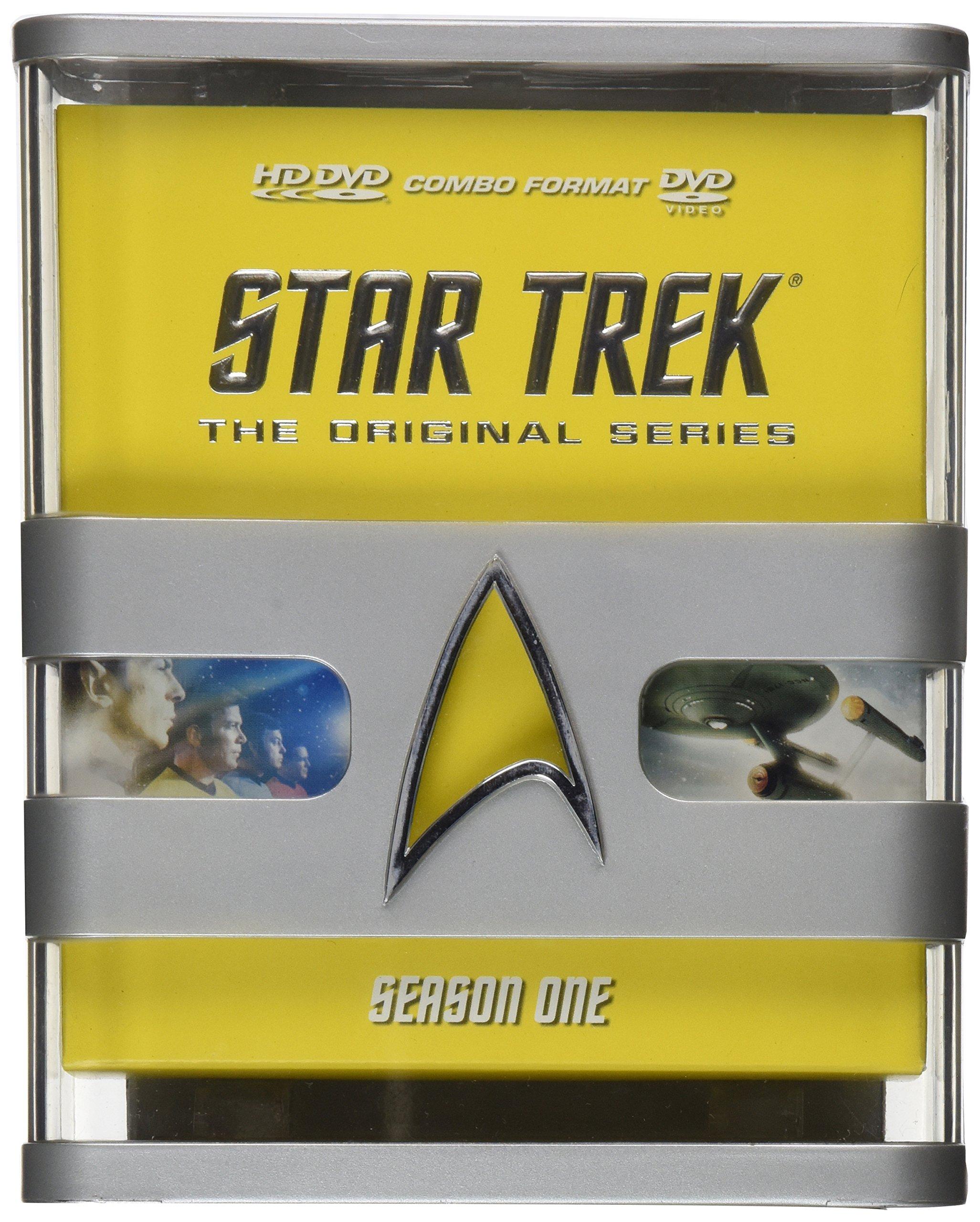 Star Trek: The Original Series - Season 1 on HD-DVD (digitally remastered) by
