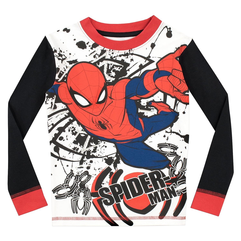 Spiderman Boys Spider-Man Pajamas