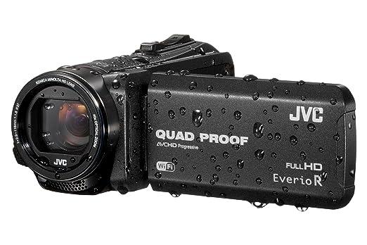 2 opinioni per JVC GZ-RX615 Handheld camcorder 10MP CMOS Full HD Black- camcorders (CMOS, 25.4