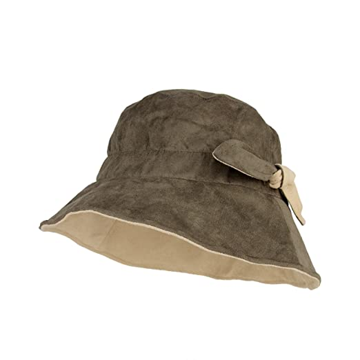 36ff625ec Winter Limited Edition Polyester Suede Fashion Bucket Hat at Amazon ...