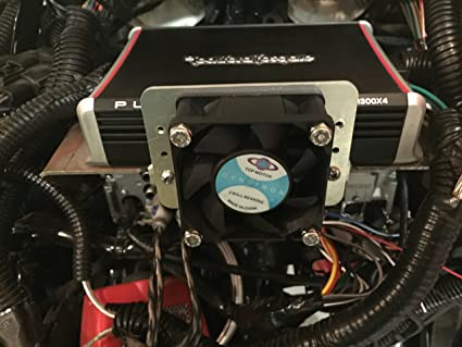 Amazon.com: Harley batwing complete amplifier Mounting ... on
