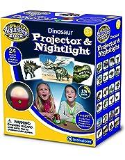 Brainstorm Toys - Proyector de Dinosaurio y luz Nocturna