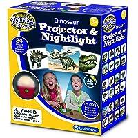 Brainstorm Toys - Proyector de Dinosaurio y luz