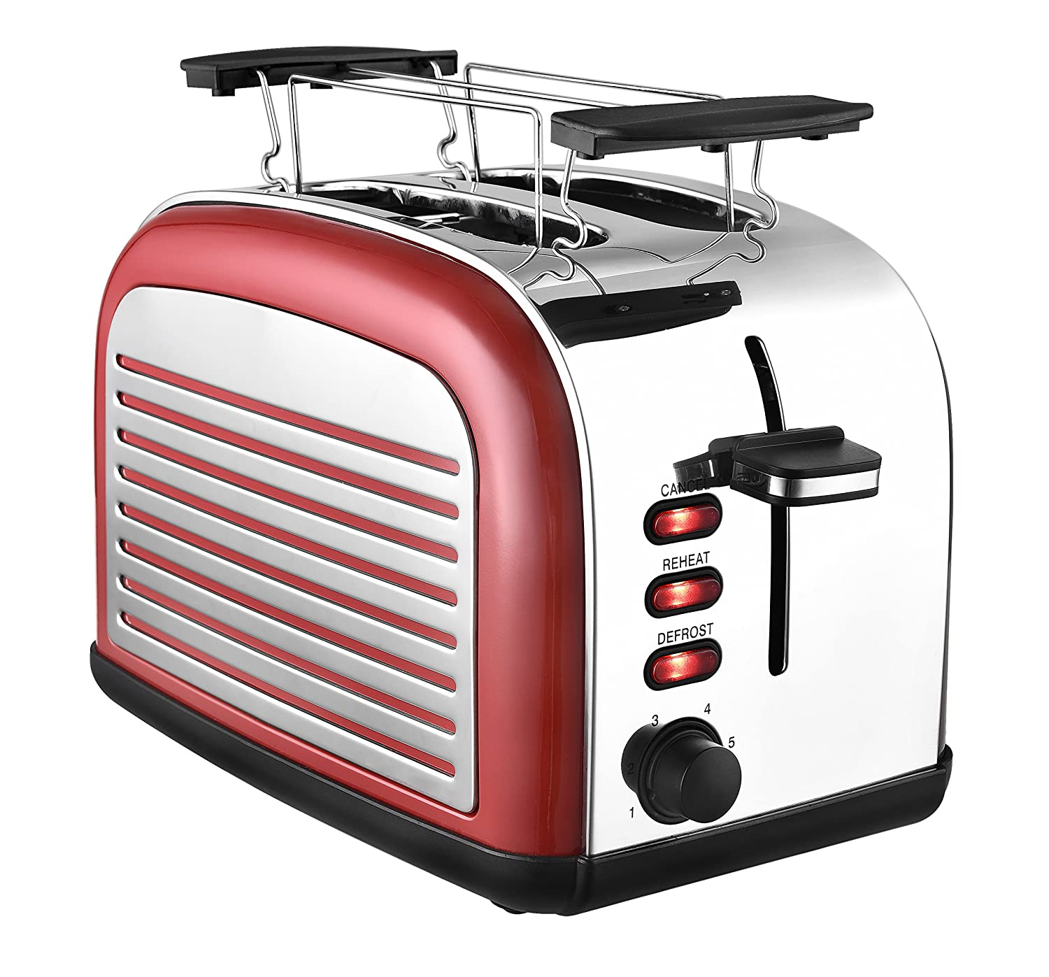 bagel over toaster graphics kalorik ideas slice lovely toasters multi black function new decker
