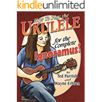 Ukulele for the Complete Ignoramus book cover
