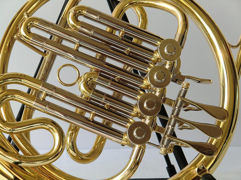 SYMPHONIE WESTERWALD Waldhorn// French Horn in B Hornständer Gold//Silber