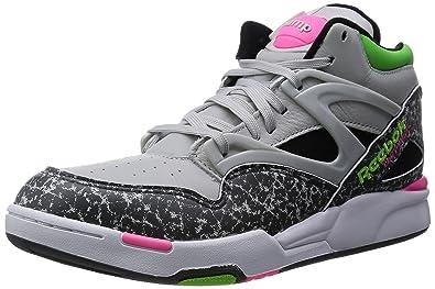 d9fd4bd01ae0 Reebok Pump Omni Lite Men Grey Size  12 UK  Amazon.co.uk  Shoes   Bags