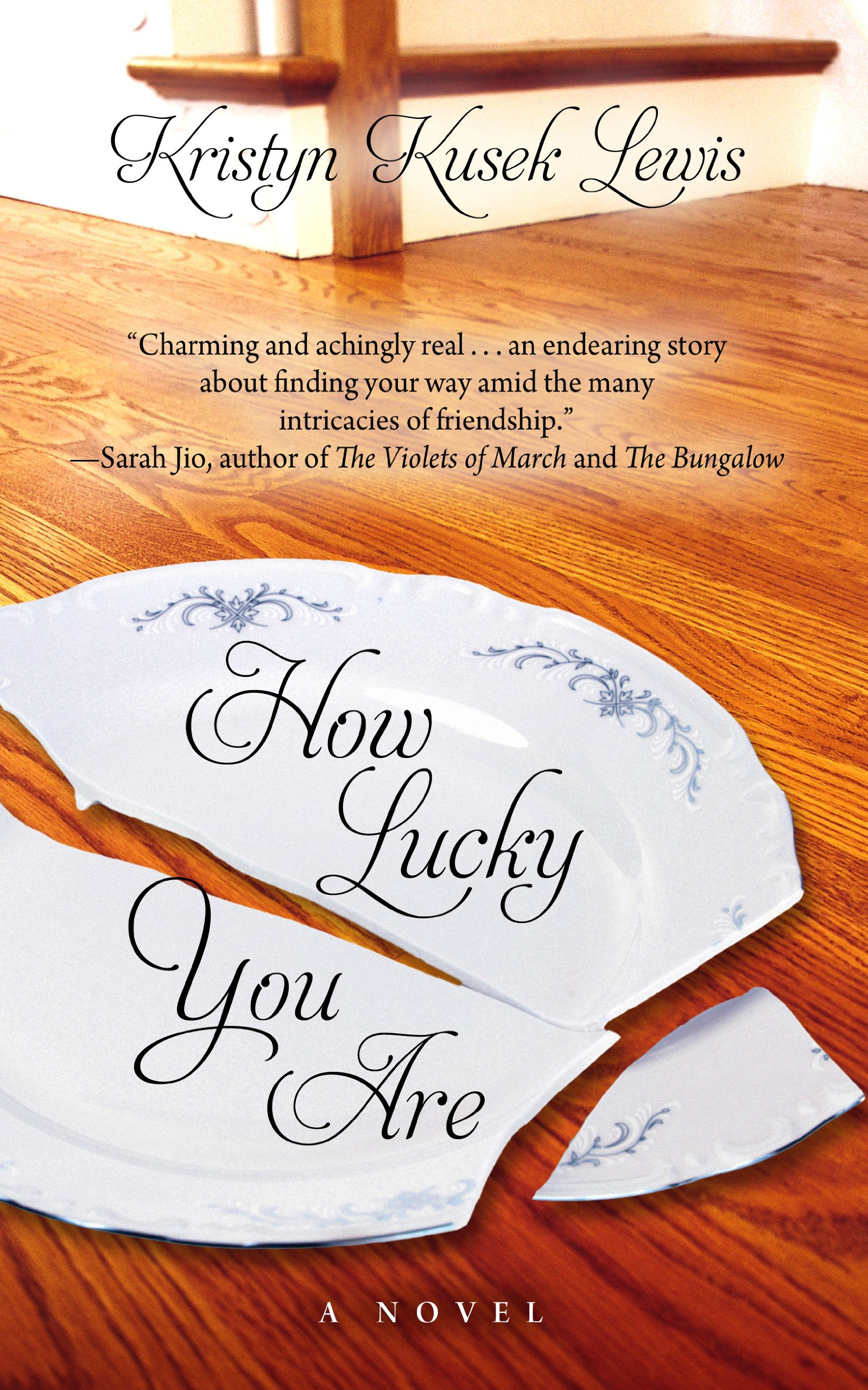 Download How Lucky You Are (Thorndike Press Large Print Core Series) pdf