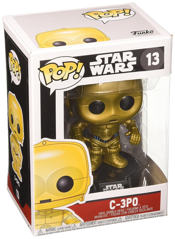 Funko Pop! Guerra de las Galaxias - C-3Po