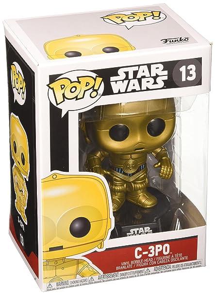 Funko C-3PO POP Action- & Spielfiguren