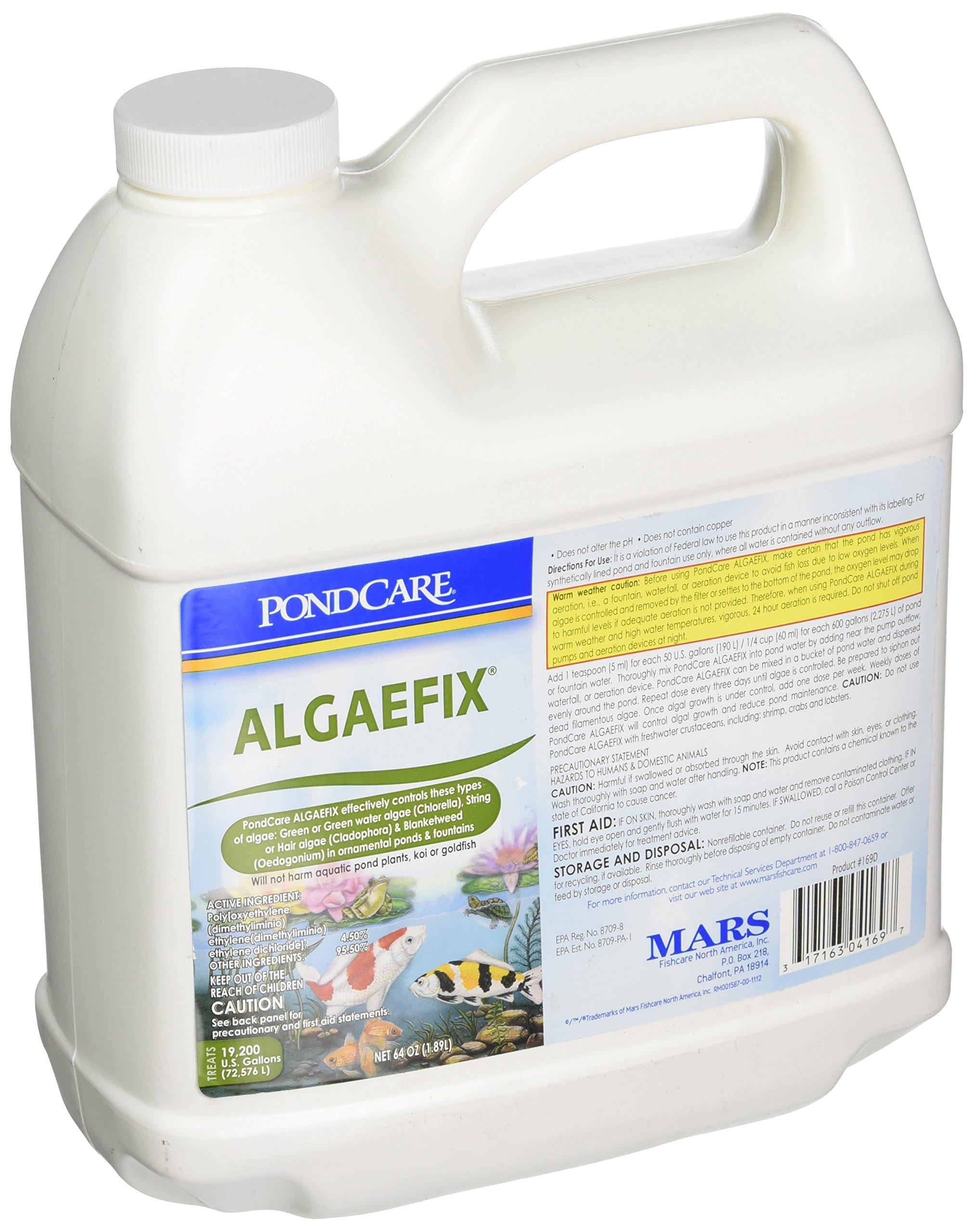 API PondCare AlgaeFix, 64 Ounce Bottle