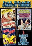 Hal Roach Forgotten Comedies Collection (Housekeeper's Daughter, Turnabout, Road Show)