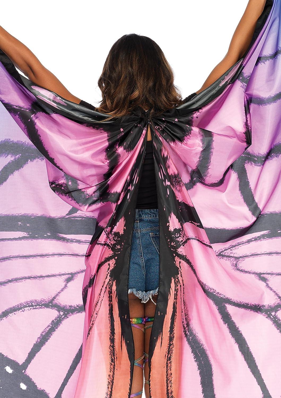 Leg Avenue Womens Festival Monarch Butterfly Cape