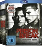 Prison Break: Staffel 1 - 4  (inkl. The Final Break) [Blu-ray]