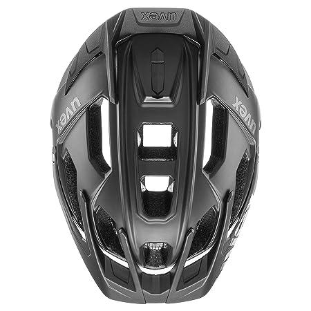 Uvex Quatro Pro Casco de Ciclismo, Hombre, Negro Mate, 52-57 cm: Amazon.es: Deportes y aire libre